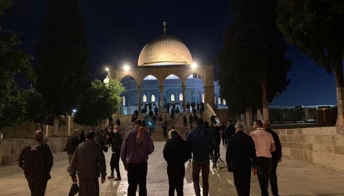 أمام اقتحامات الصهاينة.. مقدسيون يدعون لشد الرحال للمسجد الأقصى