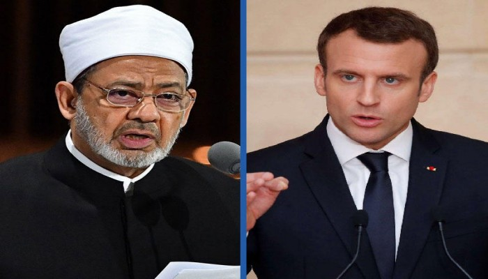 بعد طعن مسلمتين بباريس.. الأزهر يعتبره عملا إرهابيا وماكرون: سنواصل نشر الرسوم!