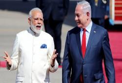 بعد استخدامه الإبادة الجماعية للمسلمين.. الهند تكثف استيراد الأسلحة الصهيونية