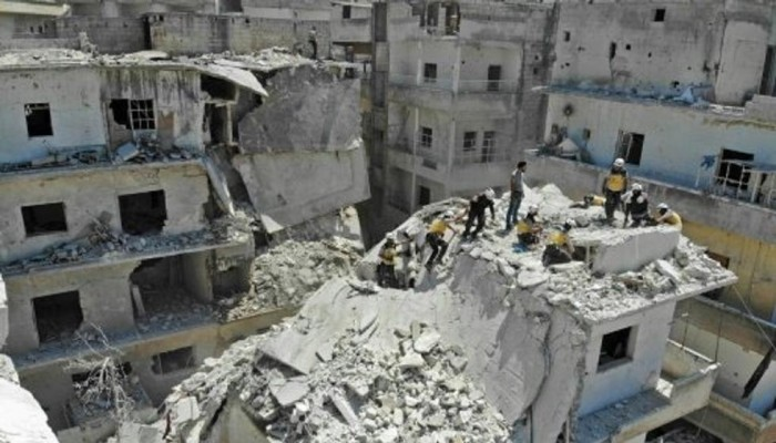 شهداء بينهم أطفال ونساء في غارات روسية على المدنيين في إدلب