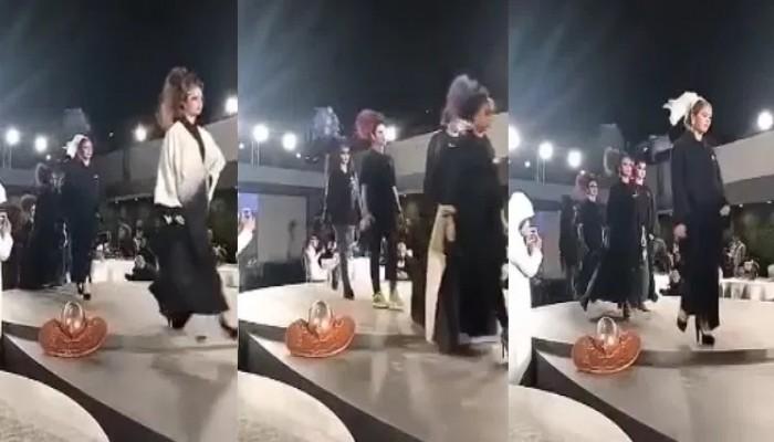سعوديون يستنكرون إقامة أول عرض أزياء نسائية (مفتوح) في بلاد الحرمين