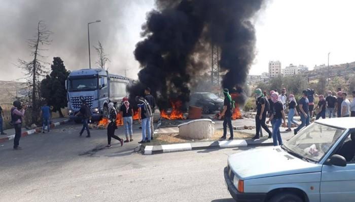 فلسطين المحلتة  اقتحامات ومداهمات واعتداء على مزراعين بالضفة والقدس