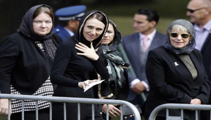 """مسلمو نيوزيلاندا يهنئون رئيسة الوزراء """"جاسيندا"""" بالولاية الجديدة"""