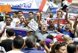 رغم كورونا والقمع.. 2261 احتجاجًا في مصر خلال النصف الأول من 2020