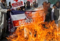 اتفاق باكستاني مع المحتجين لنصرة النبي مقابل طرد السفير الفرنسي خلال 60 يوما