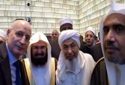 "مؤتمر إسلامي بكندا يلغي حضور مفتي التطبيع ""عبدالله بن بيه"""
