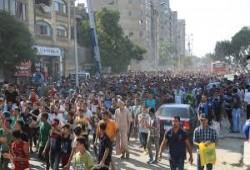 قضاء الانقلاب يعاقب أهالي الوراق ويحكم بالسجن على 35 معتقلاً