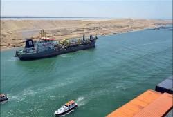 إيرادات قناة السويس تتراجع 3.2 % خلال 2020