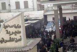 """شرطة الانقلاب تعتقل الشاب مصور """"فيديو"""" مستشفى الحسينية"""