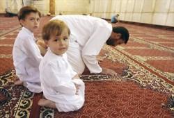 رعاية الأطفال في مسجد الرسول صلى الله عليه وسلم
