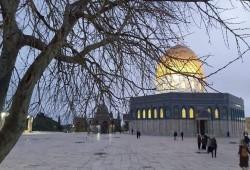 """""""أوقاف القدس"""" تحذر الصهاينة من المساس بقبة الصخرة"""