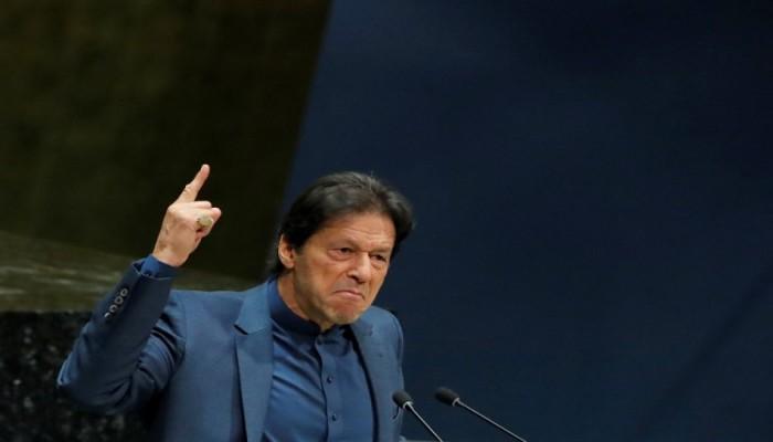 """عمران خان يتهم الهند بالتحريض على """"الإرهاب الطائفي"""" داخل باكستان"""