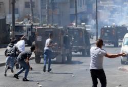 مواجهات في رام الله واعتقالات بالضفة المحتلة