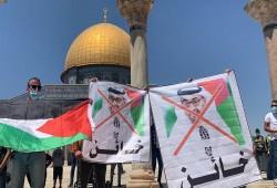 الإمارات تستقبل منتجات المستوطنات الصهيونية بالأراضي المحتلة