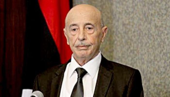 اتهام عقيلة صالح بعرقلة الحوار الليبي