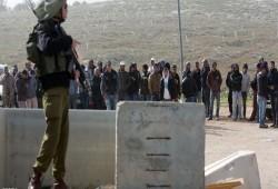 إصابة 6 فلسطينيين برصاص الاحتلال واعتقال آخرين واستهداف صيادي غزة