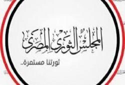 المجلس الثوري المصري يعقد مؤتمرا حول جائحة كورونا