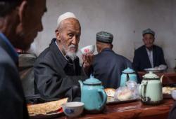 بريطانيا تندد بـوحشية السلطات الصينية ضد مسلمي الأويجور