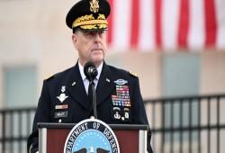 بيان نادر.. قادة أركان الجيش الأمريكي يدينون اقتحام الكونجرس