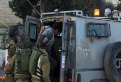 حملة اعتقالات صهيونية واسعة بالضفة والقدس المحتلتين