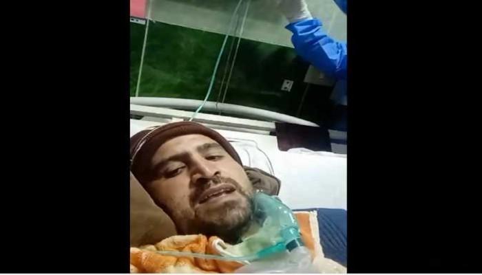"""وفاة محمد القصاص صاحب فيديو """"الحقينا يا وزيرة.. الأكسجين نقص"""""""