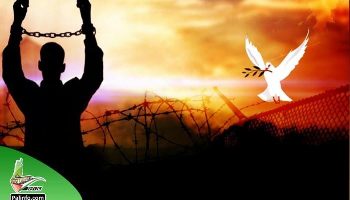 """295 إصابة بـ""""كورونا"""" بين الأسرى الفلسطينيين بسجون الاحتلال"""