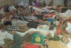 """""""العفو الدولية"""": أرواح السجناء المصريين  في خطر"""