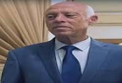 الرئيس التونسي يعلن رفضه التعديل الحكومي الجديد