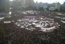 """هاشتاج #ميدان_التحرير الأعلى تداولا على """"تويتر"""""""