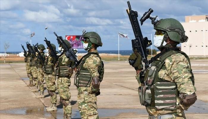 تركيا.. انتهاء 18 برنامجا في تدريب أفراد بالجيش الليبي