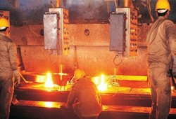 مصنع الحديد والصلب بحلوان.. للبيع مآرب آخري