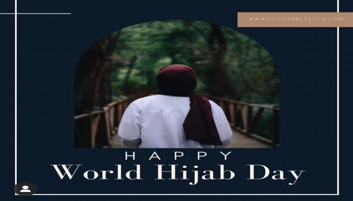 انتشار واسع لهاشتاج #اليوم_العالمي_للحجاب.. ومغردون: تاج الستر والشرف