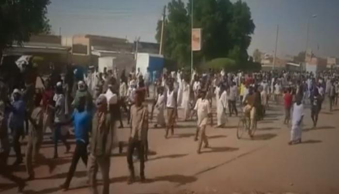 السودان.. مظاهرات تندد بتدهور الوضع الاقتصادي