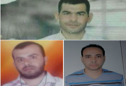 قضاء الانقلاب يحكم بالمؤبد على  7 معتقلين  بينهم 3 بكفر الشيخ
