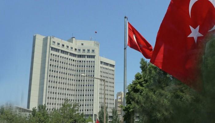 الخارجية التركية تستدعي السفير الأمريكي في أنقرة