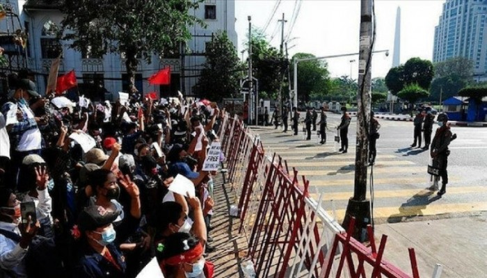 الأمم المتحدة تحذر من عسكرة المدن بميانمار