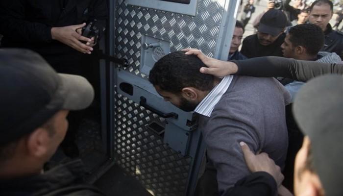 22منظمة حقوقية تنتقد تصاعد الاعتقالات بحق عائلات المعارضين بالخارج