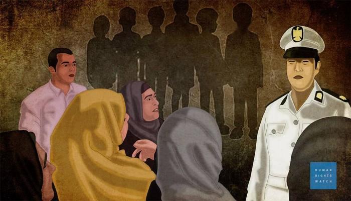 بعد عامين من الاختفاء القسري.. ظهور رضيع وأمه في نيابة أمن الدولة