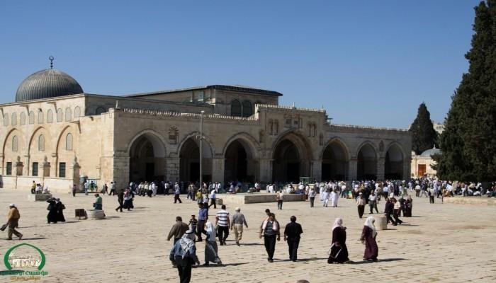 وفاة المرابط المقدسي بالأقصى بدر الرفاعي عن 97 عاماً