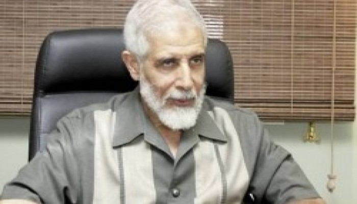 """اليوم.. قضاء الانقلاب يحاكم الدكتور محمود عزت في هزلية """"اقتحام السجون"""""""
