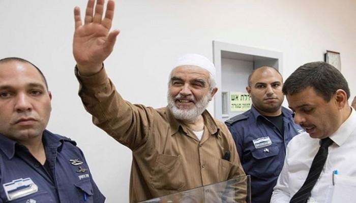 تضامن واسع مع الشيخ رائد صلاح ومطالبات بمحاسبة الاحتلال