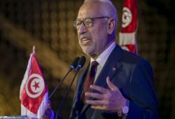 تونس.. الغنوشي لم يتلقّ ردّا من سعيّد على مبادرة حل الأزمة