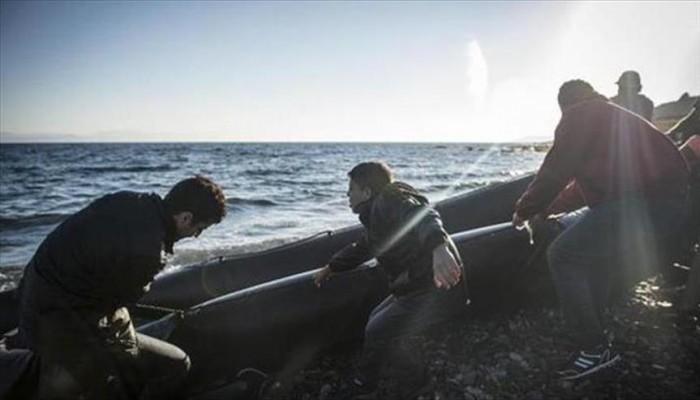 12 غريقا في حادثة مركب بحيرة مريوط بالإسكندرية