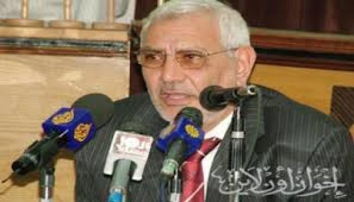 تجديد حبس أبو الفتوح 45 يوما وفرض الإقامة الجبرية على حازم حسني