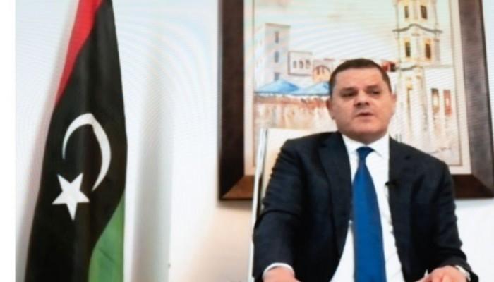 ليبيا.. الدبيبة: ندعم الشراكة مع أنقرة ونلتزم بالاتفاقية البحرية