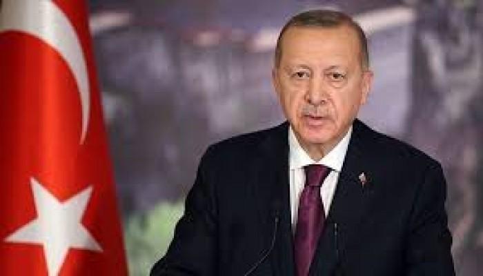 أردوغان: جرائم الكراهية في أوروبا زادت ضعفين عام 2020