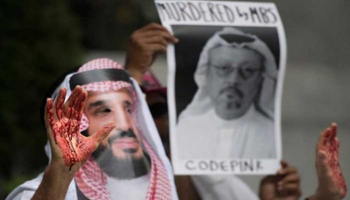 """""""مراسلون بلا حدود"""" تقيم دعوى قضائية ضد ابن سلمان لتورطه بمقتل خاشقجي"""