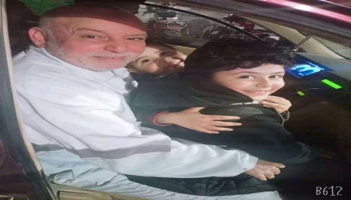 إخلاء سبيل الحاج عيد دحروج بعد اعتقال 7 سنوات