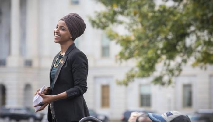 إلهان عمر تقدم مشروع قانون بمجلس النواب الأمريكي لمعاقبة ابن سلمان