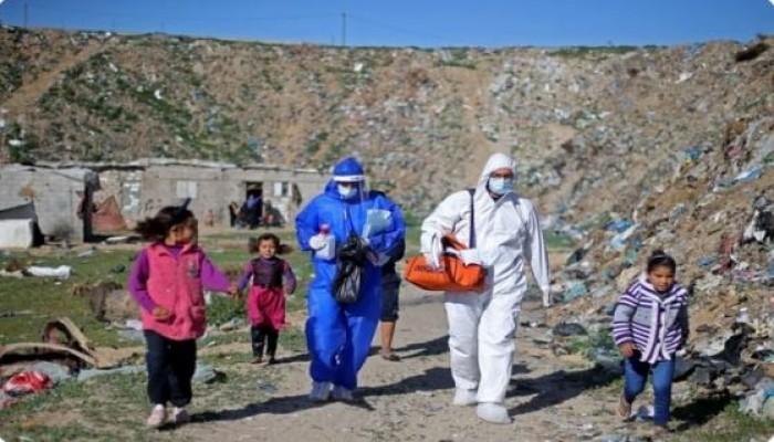 تدهور الوضع الصحي بشكل غير مسبوق في الضفة المحتلة بسبب كورونا